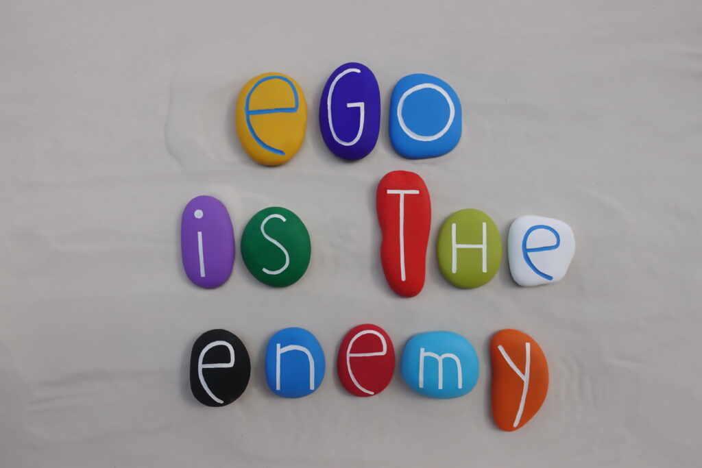 Ego Is The Enemy - Stay Within Your Capabilities